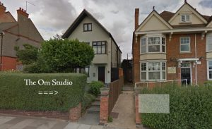 The Om Studio Front