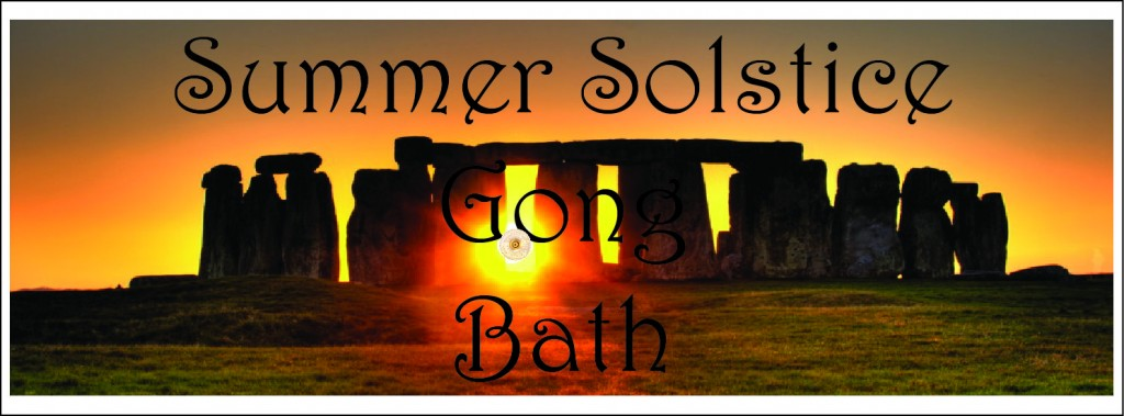 Summer Solstice Gong Bath