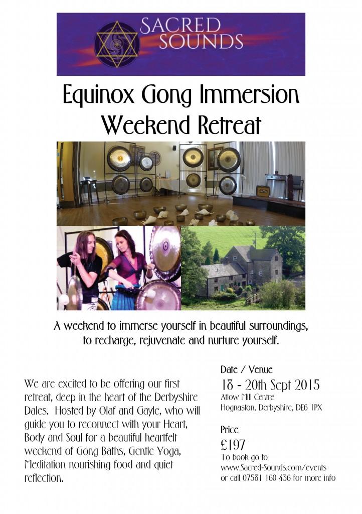 Equinox Immersion