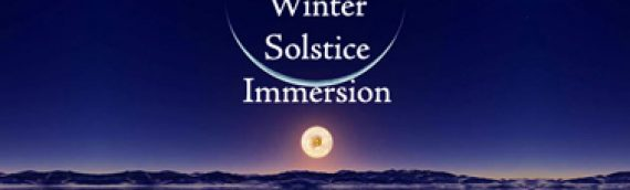 Winter Solstice 3 Hour Gong Immersion with Frankincense